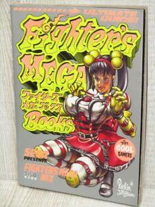 FIGHTERS-MEGA-BOOKS-MIX-Megamix-Ultimate-Guide-Book-Sega-Saturn-AP86