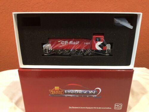 HO SCALE BLI PARAGON2 SERIES 2963 EMD SW9 CP RAIL #7403 DCC SOUND EQUIPPED