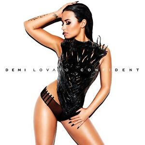 Confident-Lovato-Demi-CD-Sealed-New