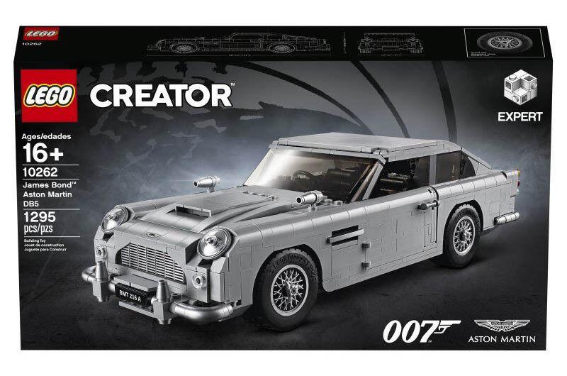 LEGO CREATOR 10260 JAMES BOND ASTON MARTIN DB5 CAR BRAND NEW