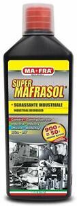 MAFRA SUPER MAFRASOL SGRASSANTE INDUSTRIALE INDUSTRIA PROFESSIONALE AUTO 900 ML