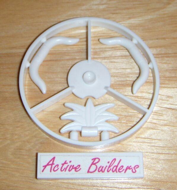 Lego Cattlehorns & Minifig Plume Feather Headdress 6292 Animal Horns