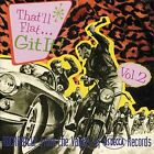 That'll Flat Git It!, Vol. 2 by Various Artists (CD, Oct-1992, Bear Family Records (Germany))