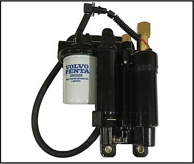 NEW Electric Fuel Pump Assm 5.7 5.0 4.3 GXI Volvo Penta GI FAST SHIPPING HI LOW
