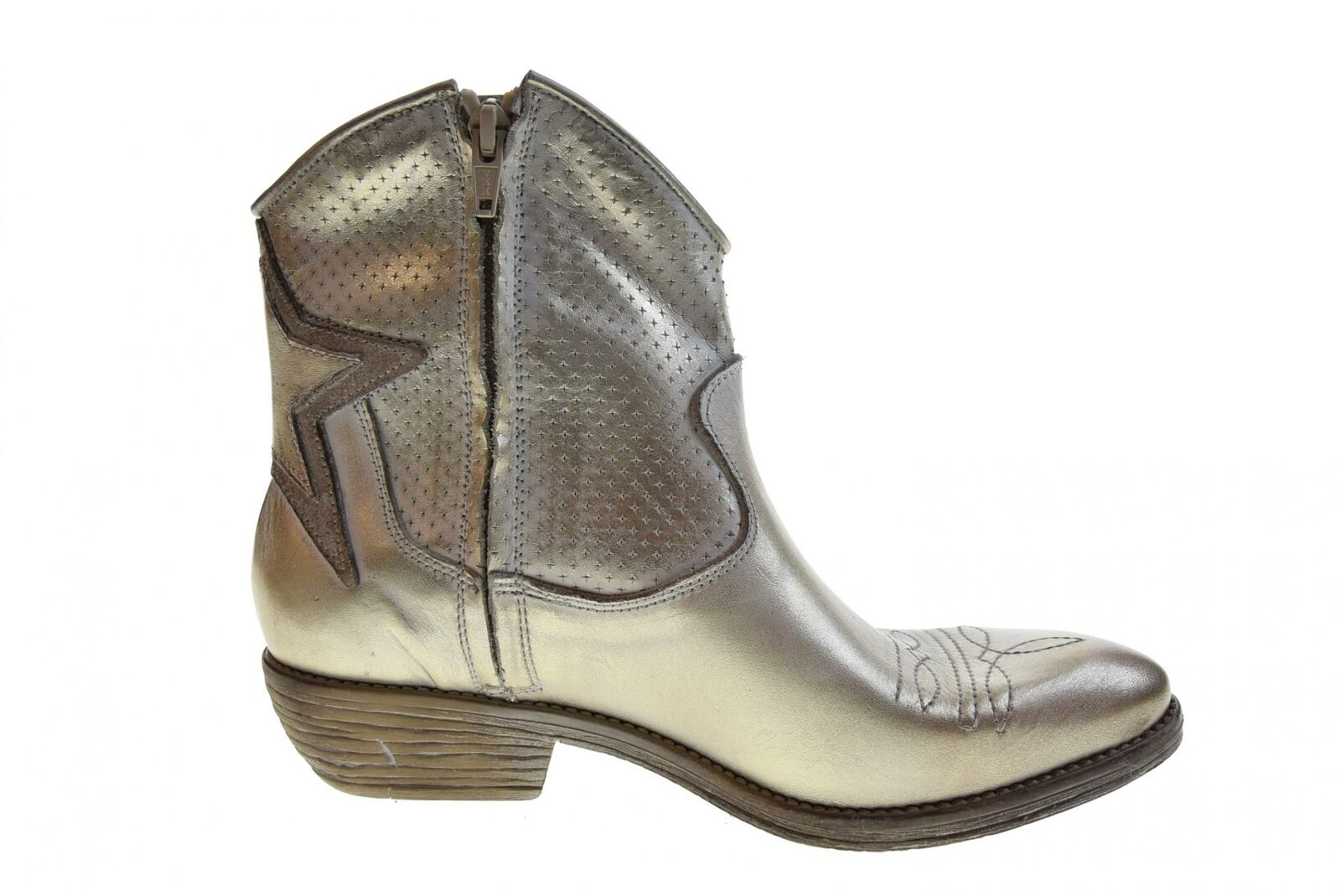 Erman's P19u WEST gold Texan boots woman woman woman shoes fbd12d