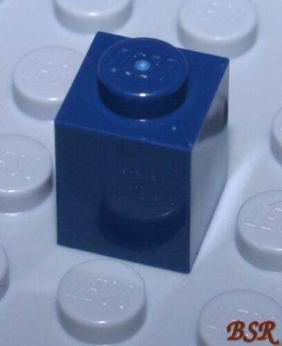 36 Stück earth blue blaue 1x1 Grundbausteine  Steine 3005 /& NEU ! ED100