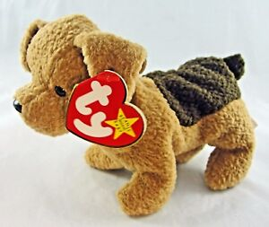 93b87ceff38 Ty Beanie Baby Tuffy the Dog 6.5