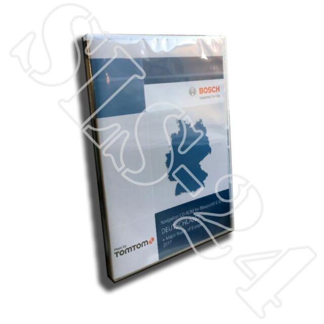 Ford Travelpilot EX Navi CD DEUTSCHLAND 2017 Blaupunkt C-Max Mondeo Focus Galaxy
