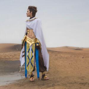 Fate Grand Order FGO Ramesses Ⅱ Ozymandias Cosplay Costume