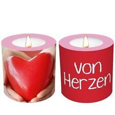 Eine Kerze für Dich - Von Herzen + PartyLite Teelicht GRATIS