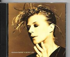 CD ALBUM 10 TITRES--MARIANNE FAITHFULL--A SECRET LIFE--1995
