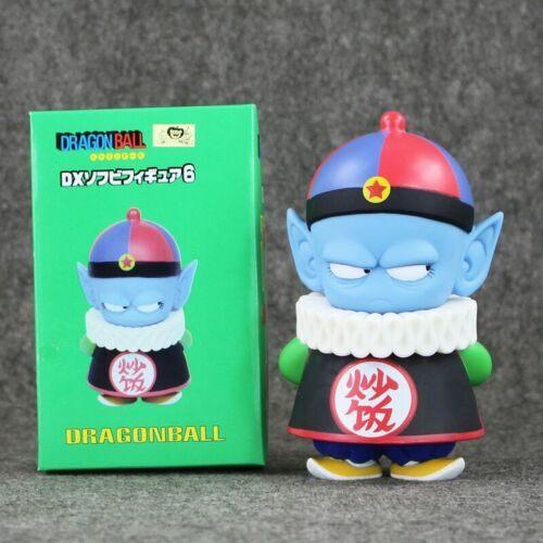 "Dragon Ball Z Chiaotzu and Emperor Pilaf 6/"" Collectible Anime Figures New w// Box"
