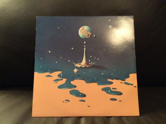 Electric Light Orchestra - Time - Vinyl record CBS 1981