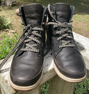 Chaco Sierra Leather Sneaker Boot in