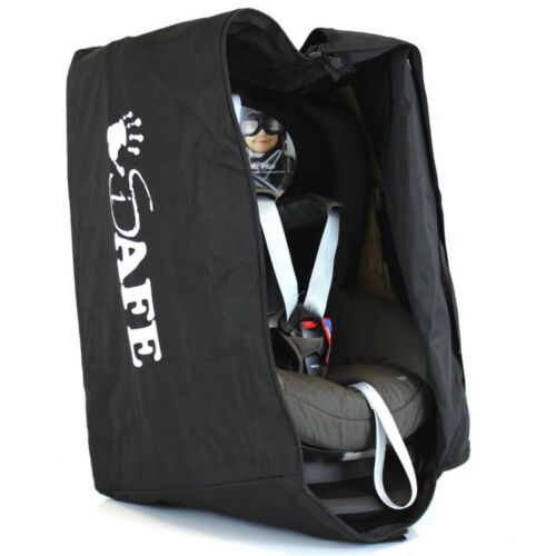 iSafe Universal Carseat Travel Storage Bag For BeSafe Izi Comfort X3 Car Seat