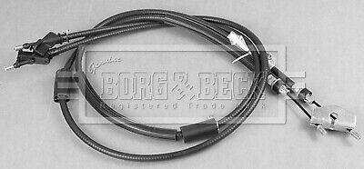 Le câble de frein à main BKB3035 Borg /& Beck Frein à Main Stationnement 1328199 1525 803 1492822