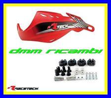 Paramani RACETECH Gladiator Easy universali Moto Motard Mini Pit-Bike (Rosso)