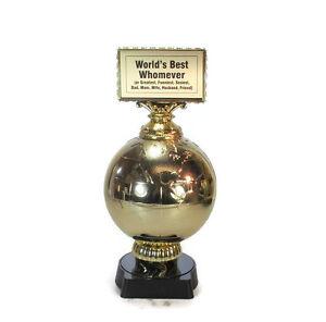 034-World-039-s-Best-034-Trophy-Custom-Words-Appreciation-Recognition-Free-Lettering