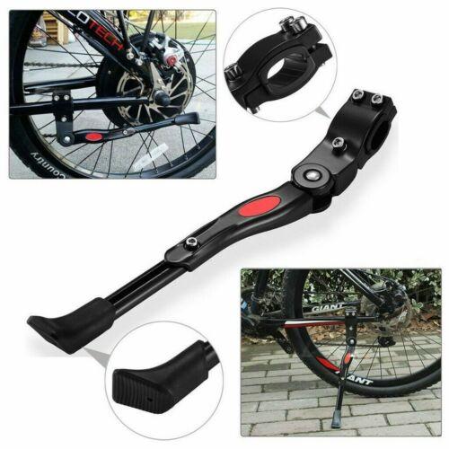 Adjustable Bicycle Kickstand MTB Mountain Bike Aluminum Side Kick Stand Support