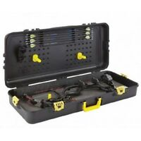 Plano Parallel Limb Bow Hard Case Archery Hunting Sport Bow Hard Travel Case,