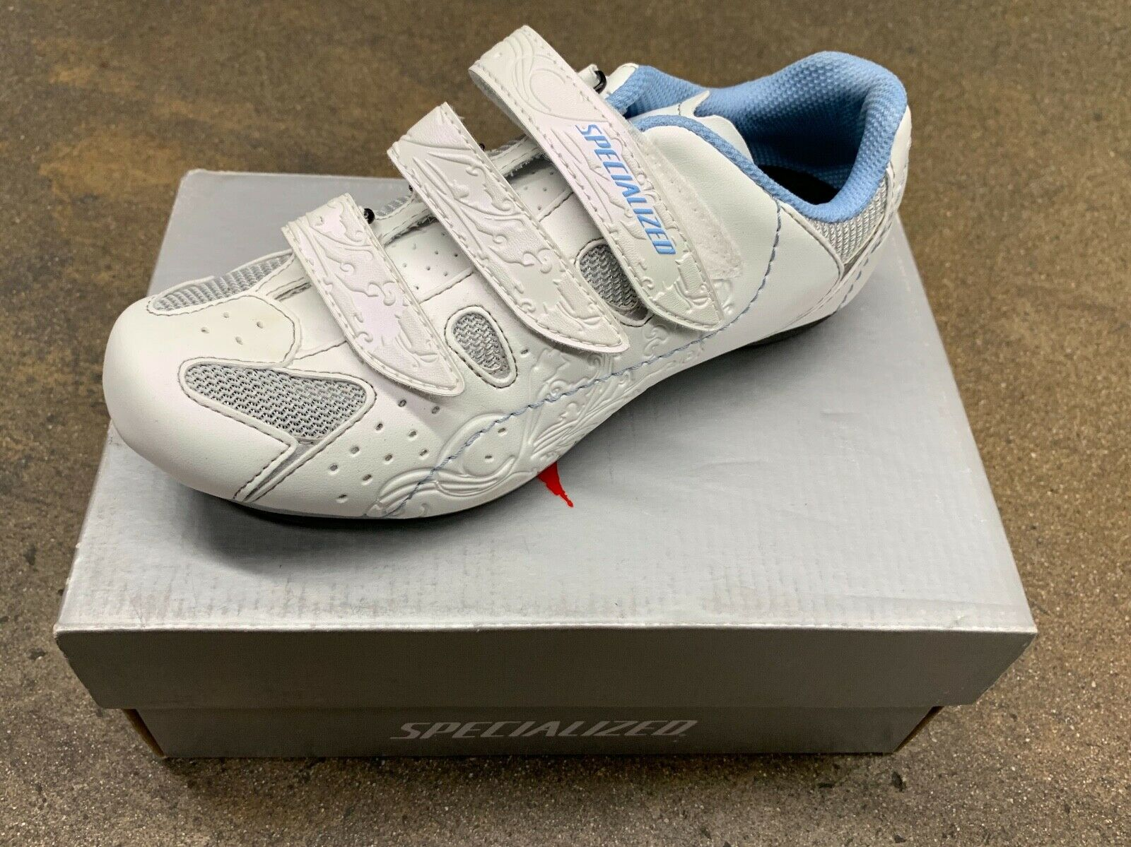 Specialized Women's Spirita  Road Bike shoes SPIN Size 38 EU   7.5 US NEW