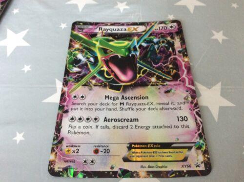 Rayquazza ex xy66 jumbo Pokémon cards