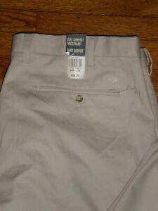 Dockers Men/'s COMFORT WAISTBAND Khaki Pants-STONE-32 x 30-NWT
