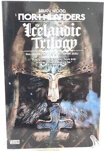 Northlanders-Vol-7-The-Icelandic-Trilogy-Vertigo-Comics-TPB-Trade-Paperback-New