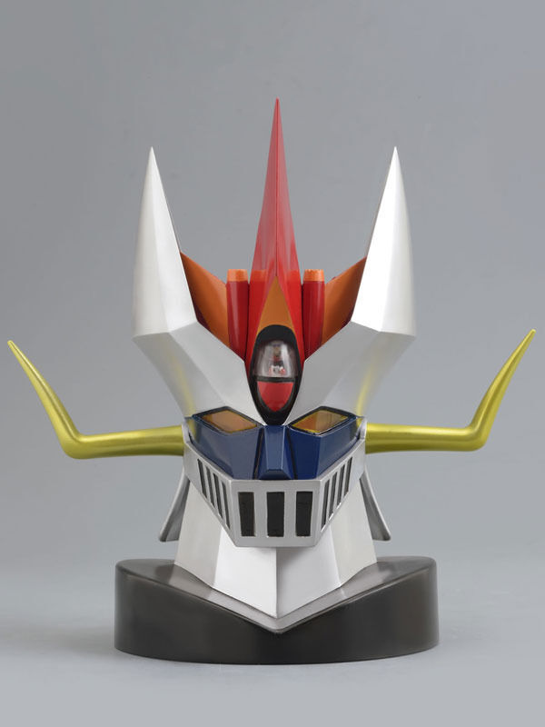 Diecast Metal Action No. 2 Great Mazinger  Brain Condor Head 1 High Dream