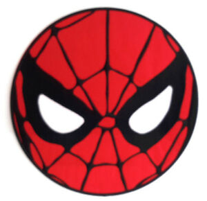 Giant-10-034-Spider-Man-Mask-Embroidered-Back-Patch-Iron-On