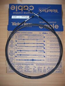 SUZUKI-TFXTREME-Outboard-Motor-Control-Cable-Gear-Shift-Throttle-Teleflex-33C