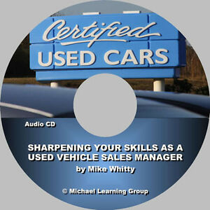 Auto-Sales-Training-Used-Car-Sales-Manager-Training-Audio