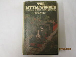 Acceptable-THE-LITTLE-WONDER-WINTON-J-1975-01-01-Covered-in-clear-plastic