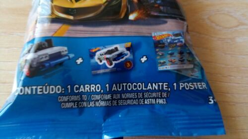 2019 HOT WHEELS MYSTERY MODELS SERIES 3 ´69 FORD MUSTANG BOSS 302  Nº 1 OF 12