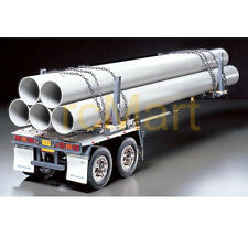 Tamiya 1:14 Tractor Trucks Pole Trailer EP RC Car On Road #56310