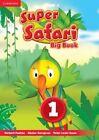 Super Safari Level 1 Big Book: Level 1 by Herbert Puchta, Peter Lewis-Jones, Gunter Gerngross (Big book, 2015)