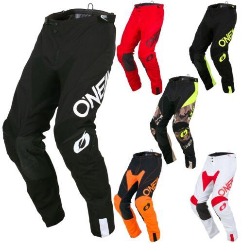O /'Neal Mayhem Lite Motocross Pantaloni hexx Ambush DH CROSS BIKE MOUNTAIN BIKE ENDURO