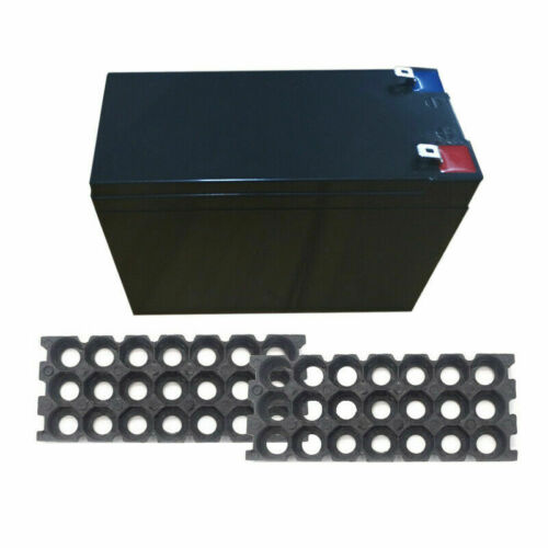E-bike 12V 7AH Parallel 18650 Cells Energy Storage Lithium Battery Frame Case T