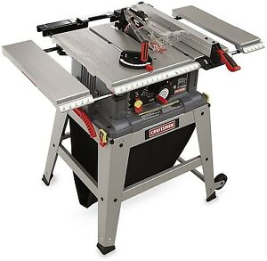Craftsman table saw laser trac precision speed clean cut 15 amp image is loading craftsman table saw laser trac precision speed clean keyboard keysfo