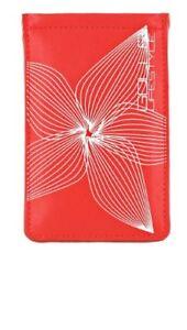 Golla-Universale-Smartphone-Borsa-Ida-Rosso-Rosa-Chiaro-Grande