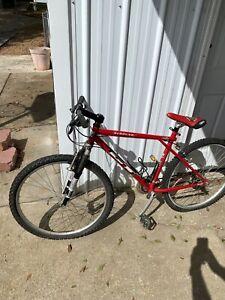 Vintage-GT-Rebound-16-In-Frame-Mountain-Bike-Rock-Shox-Triple-Triangle