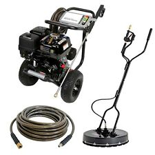 Gas Pressure Amp Surface Washer Cold Water 4200 Psi 4 Gpm Aaa Pump Honda