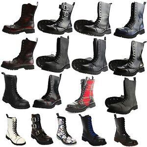 Boots-amp-Braces-10-Agujero-Botas-Rangers