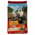 Friskies Meaty Grills Dry Adukt Cat Food 10kg