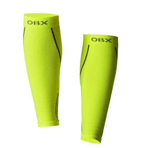 SPAKCT OBX Compression Sport Leg Warmers Leg Guard for Running Crossfit Football