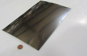 "17-4 PH Stainless Steel Sheet  Soft   .010/"" Thick x 4.0/"" Width x 60.0/"" Length"