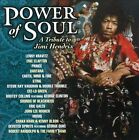 Power of Soul: A Tribute to Jimi Hendrix by Various Artists (CD, Apr-2011, Experience Hendrix)