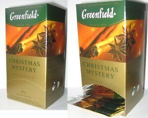 Гринфилд чай рождественский