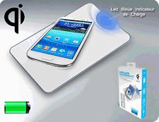 Station Tablette de Charge Qi Sans Fil Wireless iQD Blanc pour NOKIA Lumia 735