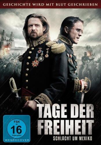 1 von 1 - Tage der Freiheit - Schlacht um Mexiko DVD ~ Christian Vazquez Neu!